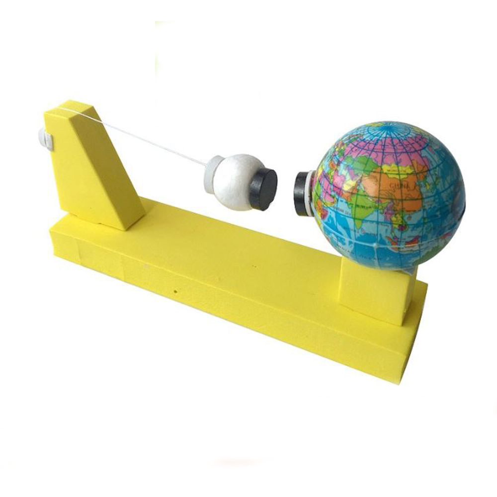 Toys-Kits Scientific Gravity Geography-Model Experiment Educational-Toy Teaching DIY