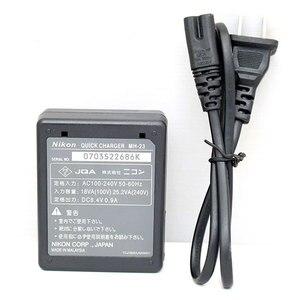 Image 3 - Camera Batterij Oplader voor Nikon D3000 D5000 D8000 D60 D40 D40X EN EL9 EN EL9a Lithunm ion Batterij Charger US/ EU/AU/UK Plug MH23
