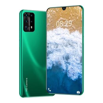 P40 Pro smartphones 6.8 HDinch Full screen mobile phones 12GB+512GB Smartphone 16+32MP HD Camera Origina telephone Dual Sim Card 3