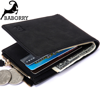 Small Mens Wallet Men Wallets Purse Men Walet Men Purse Mini Slim Vallet Card Holder Thin Money Bag for Men with Coin Pocket with coin bag zipper new men wallets mens wallet small money purses wallets new design dollar price top men thin wallet 125 1