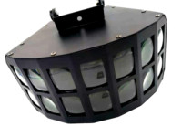 Işıklar ve Aydınlatma'ten Sahne Aydınlatması Efekti'de F & GFury LED sahne etkisi işın işıkları alüminyum alaşımlı çift kelebek etkisi lineer aydınlatma disko kulüpleri profesyonel sahne Dj