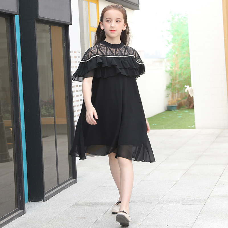 Girls Spring & Summer Elegant Dress
