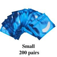 200 pairs Blue