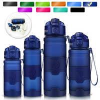 Zorri drak azul esportes garrafa de água melhor reutilizável proteína shaker bpa garrafa de água livre caminhadas ciclismo ginásio garrafa de água botella de agua