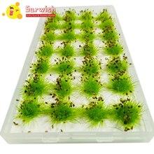 1:35 1:48 1: 72 1: 87 DIY растительность бутон трава для сцены модель песка стол-зеленый