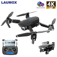 LAUMOX SG901 RC Drone 4K 1080P HD Camera WiFi FPV Professional Optical Flow Quadcopter Helicopter 18 Min VS XS816