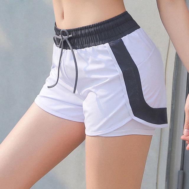 Anti Exposure Fitness Shorts Running