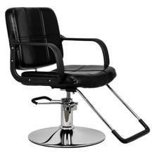 hc125 woman barber chair…