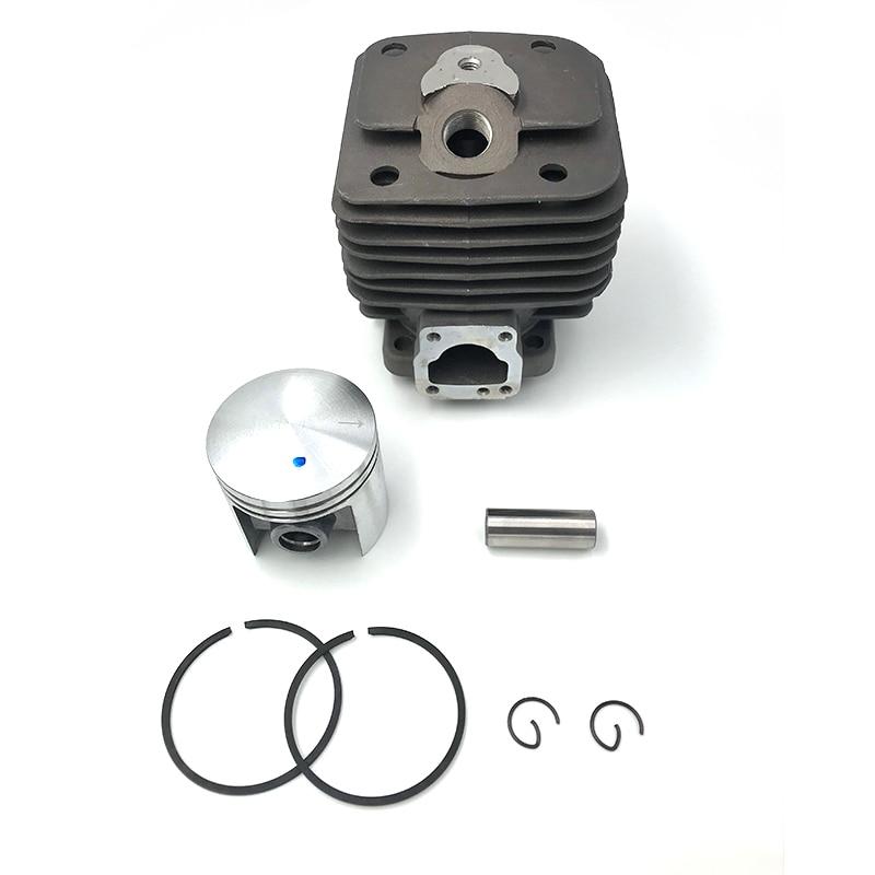 home improvement : Cylinder Piston Kit for McCulloch 333 444 M3414 M3414N M3416 M3816 M4218 Mac 2214AV 2316AV 2416AVT 2618CAV Mac Cat 338 435 436