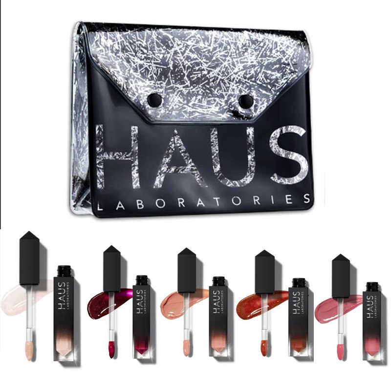 Haus Laboratoria Lipgloss Shimmer, Parel Multidimensionale Gel Lipgloss Entranced Venus 6 Kleur Lady Gaga Make