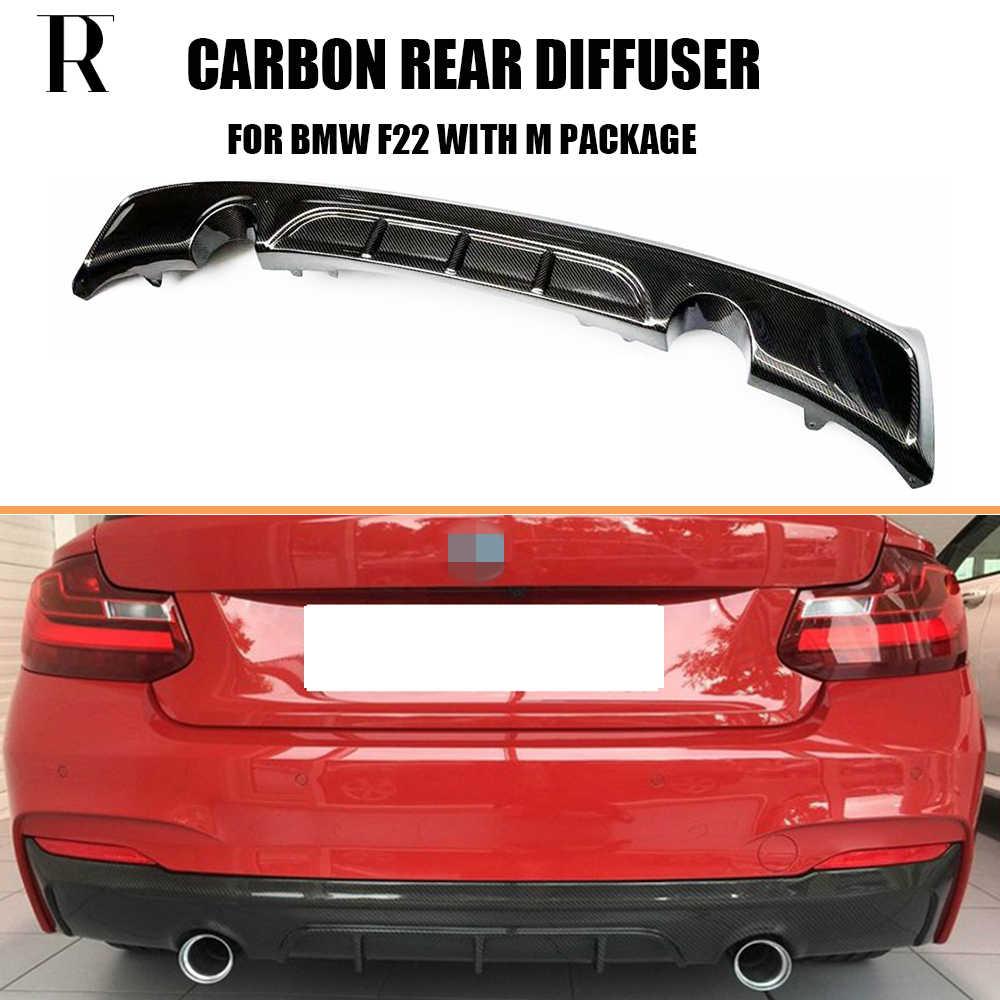Per BMW Active Tourer f45 PARAURTI-Pellicola di protezione graffi Carbonio Ottica In