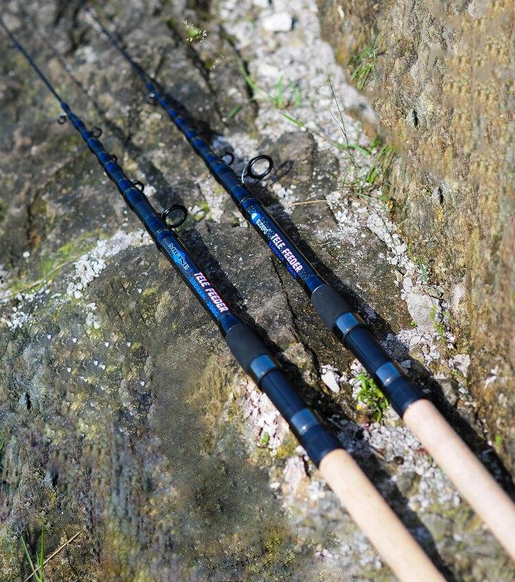 Canne à buscles interchangeables 3.0/3.3/3.6 M pour la pêche des sparidés