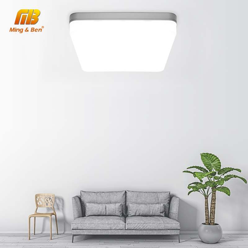 Square LED Panel Light 18W 24W 36W 48W LED Surface Ceiling Downlight AC85-265V Round Ceiling Lamp For Deroration Home Lighting