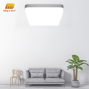 Square LED Panel Light 18W 24W 36W 48W Round Downlight AC85-265V LED Surface Ceiling Lamp For Kitchen Lighting
