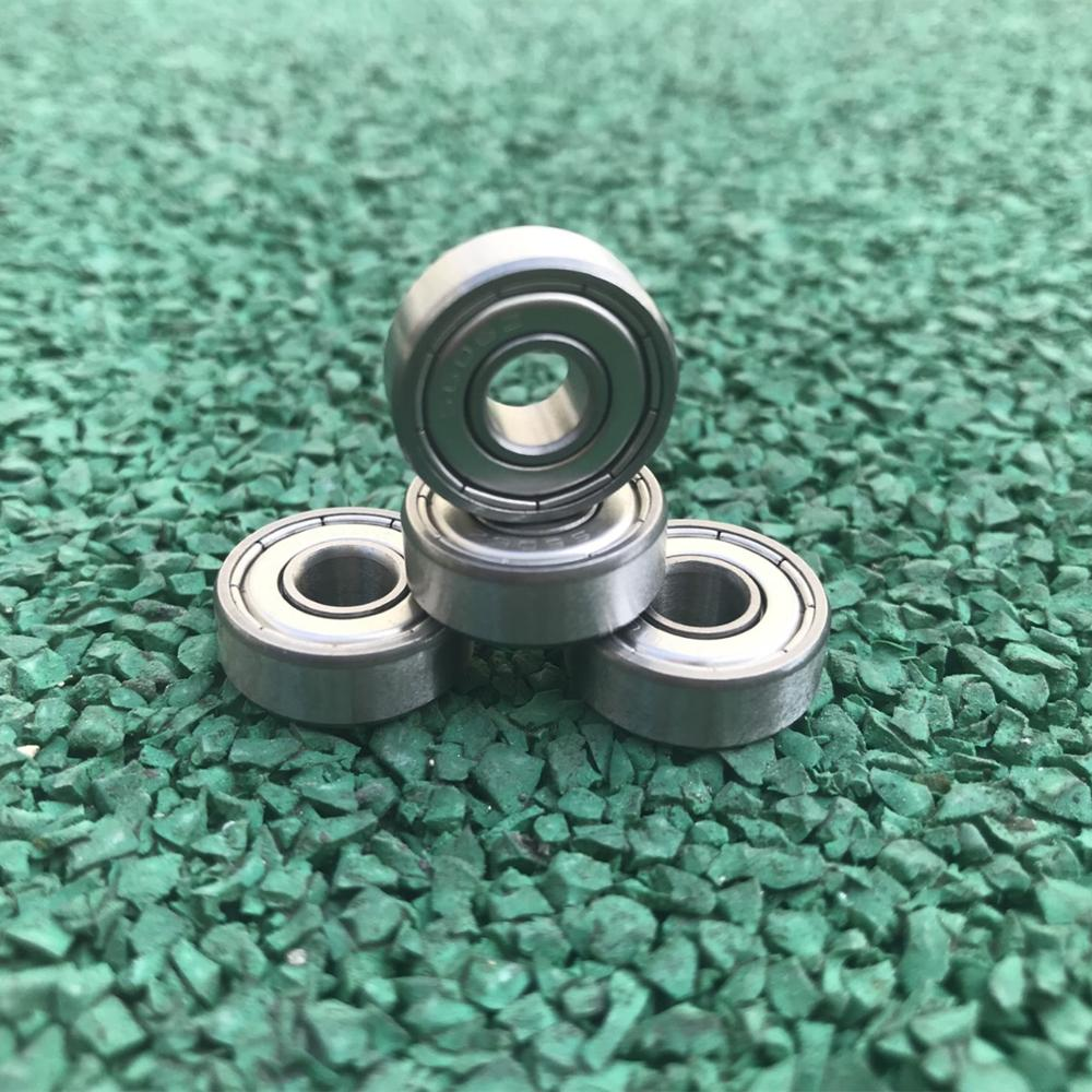 605ZZ 5X14X5 Miniature Deep Groove Ball Bearing Double Shielded ZZ