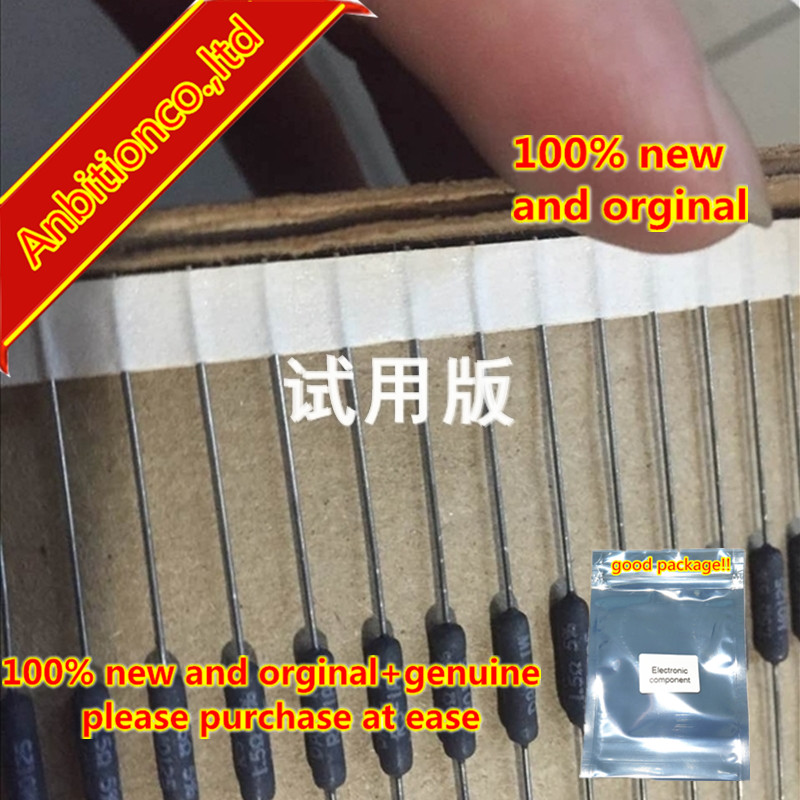 10pcs 100% New And Orginal Fever Resistance 1W 1.5R 1W 1.5 Euro 1.5ohm RS-1A 1.5Rin Stock