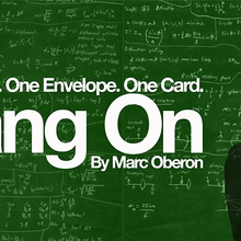 Bang On 2.0 by Marc Oberon,Magic Tricks