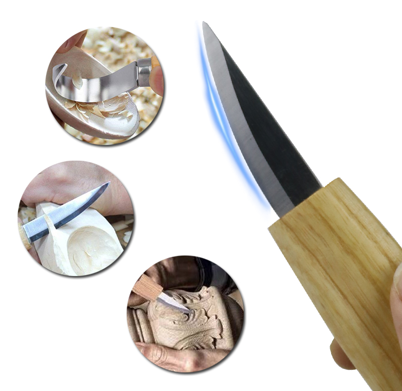 Набор для резьбы по дереву набор ручной резец нож с острыми