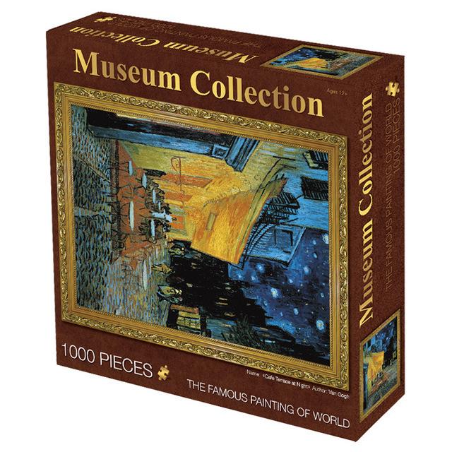 1000 Piece Artistic Jigsaw Puzzle