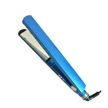 Ubeator professionnel défrisants fer plat Salon cheveux fer Styler rapide cheveux lisseur plaques Nano titane plaques Eu P