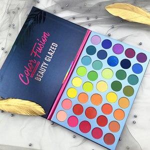 Image 5 - Palette di ombretti luccicanti 18 colori luccicanti opachi con pigmenti luccicanti trucco tramonto palette di ombretti palette di ombretti Cosmestics