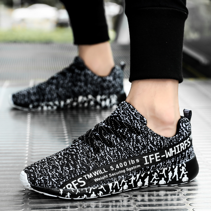Shoes Men Sport Shoes Lightweight Running Shoes For Women Breathable Mesh Unisex Sneakers High Quality Couple Innrech Market.com