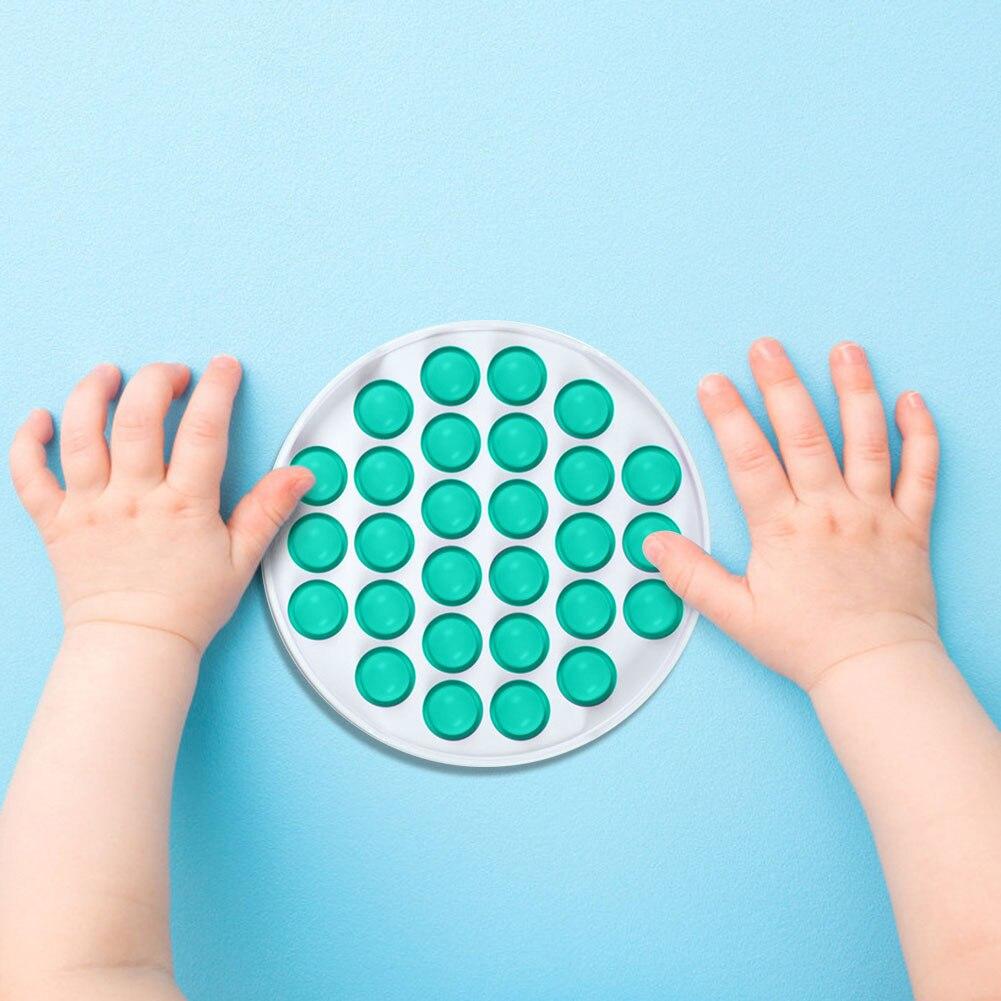 Unzip-Toys Figet Push-Pop Popit Glow-In-The-Dark Relief Anti-Stress Adult Kids img2