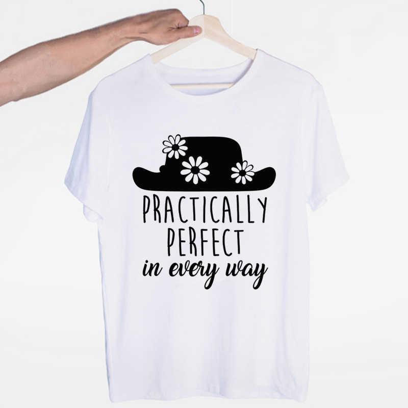 מרי פופינס כמעט מושלם ב אי פעם-כל דרך פופולרי טי חולצה