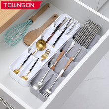Cutlery storage box utensil tray drawer organizer utensil organizer kitchen utensil organizer Kitchen accessories