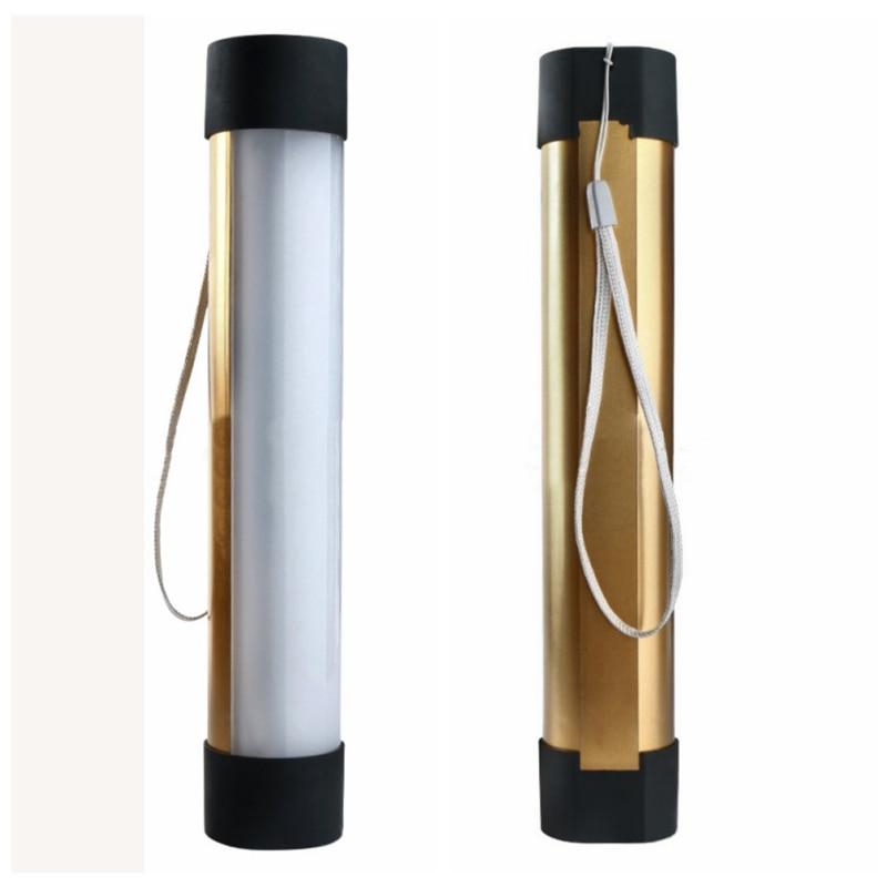 3W 33 LED USB Oplaadbare Werk Licht Zaklamp Sterke 4 Modus Pen ABS Plastic Zaklamp Camping Light Lamp Torch - 2