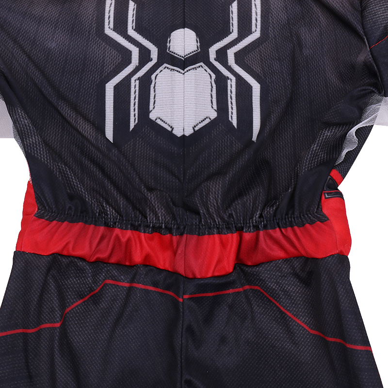 Image 5 - The Newest Spider Suit Child Marvel Spiderman Far From Home Superhero Muscle Kids Halloween Trick or treating Cosplay Costume-in Boys Costumes from Novelty & Special Use
