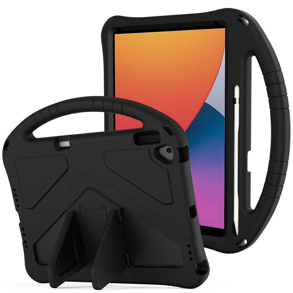 A2324 iPad A2316 Safe for Case 4 Cover EVA Kids Tablet Stand Air Case 2020 Handle