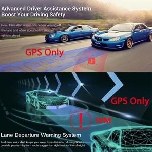 Image 4 - 70mai Smart Dash Cam Pro anglais commande vocale 1944P 70MAI voiture DVR caméra GPS ADAS 140FOV Auto Vision nocturne 24H moniteur de stationnement