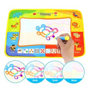 Magic Water Drawing Toys Water Drawing Mat Coloring Mat Doodle Painting Board Non-toxic Drawing Board for Kids Toy Kids Gift