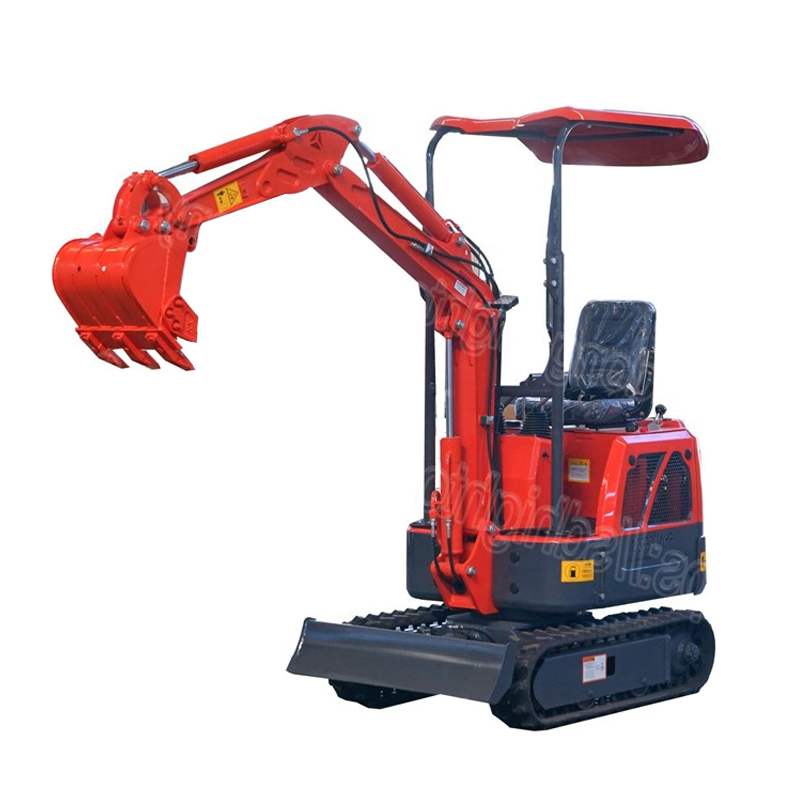 New Mini Excavators Micro Hydraulic Pump Mini Digger With Gasoline/Diesel/Engine