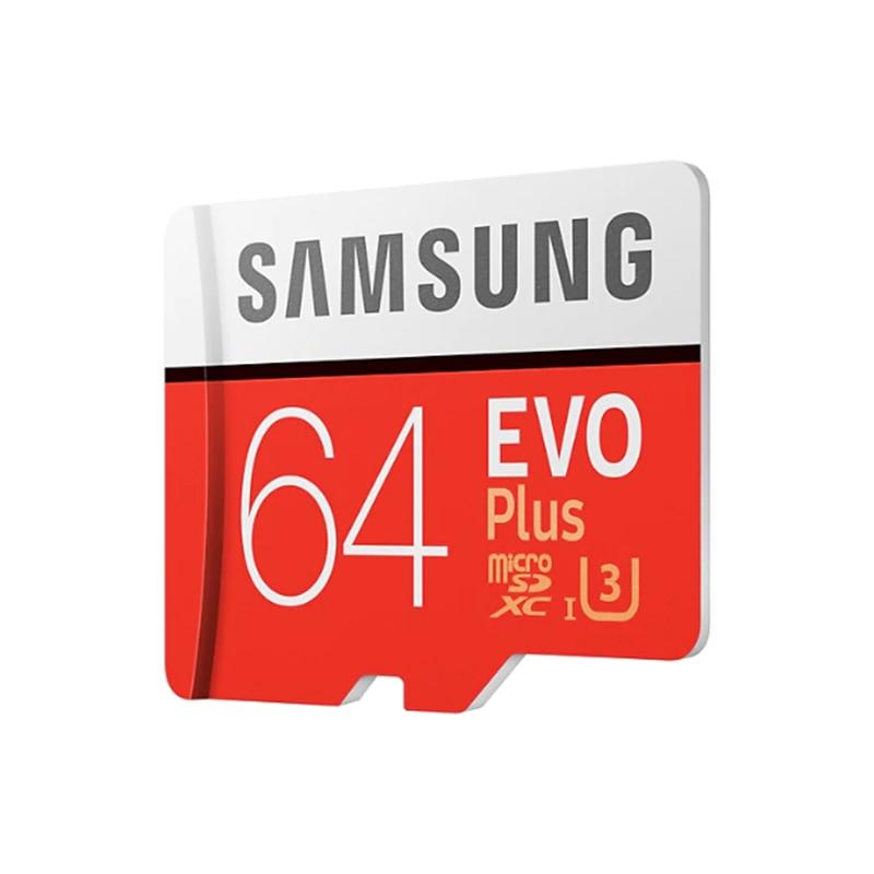 Image 3 - Карта памяти SAMSUNG Micro SD EVO PLUS 256 ГБ 128 Гб 64 ГБ 32 ГБ SDHC SDXC класс 10 C10 UHS 1 TF карты транс флэш 4K microsd-in Карты памяти from Компьютер и офис on AliExpress - 11.11_Double 11_Singles' Day