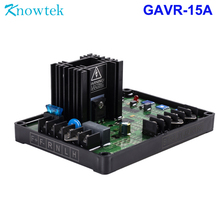 Universal 15A Brushless AVR GAVR-15A Universal 200KVA Generator Automatic Voltage Regulator Parts GAVR 15A AVR