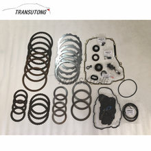 6t40e  6t45e Overhaul Kit Repair Parts Seal Kit Transmission Parts Gearbox Parts For Buick Opel Chevolet Saab
