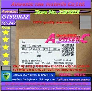 Image 3 - Aoweziic 2020 + 100% neue importiert original GT50JR22 50JR22 ZU 247 IGBT power transistor 50A 600V