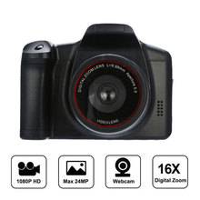 Camcorder Cameras Recording Zoom Professional Digital Handheld 1080P 16X HD Anti-Shake
