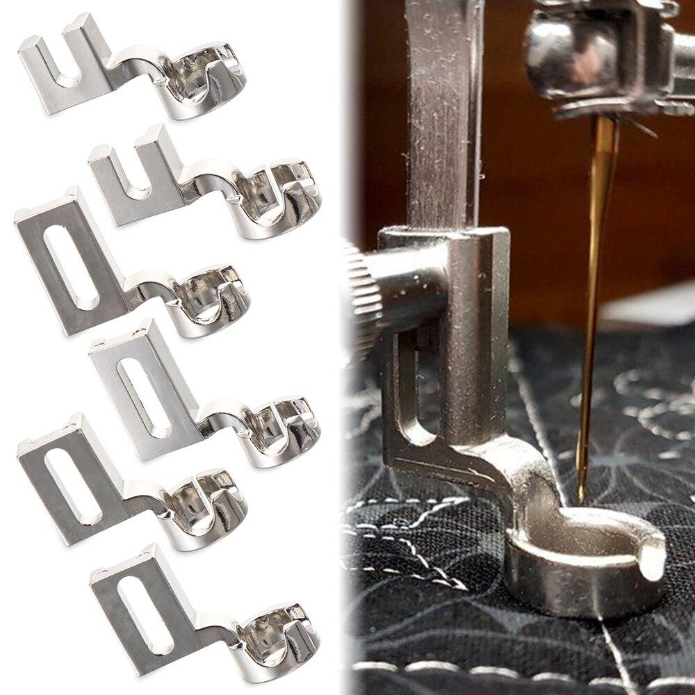 Высокий Низкий пресс для хвостовика ног линейка для ног для Singer Brother швейная машина свободное движение для штопки (каркас швейной линейка дл...