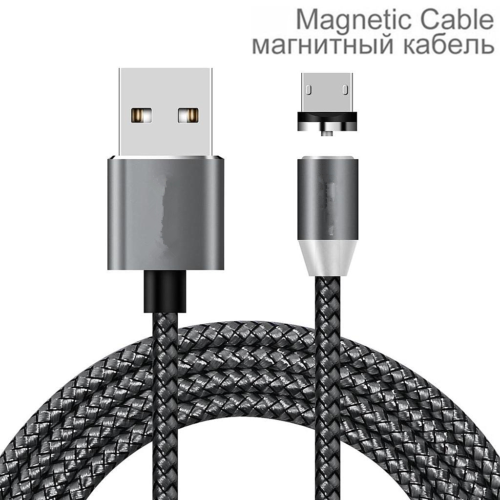 USB Type C Magnetic Charger Cabl Data Cable for Xiaomi Mi 9T 9 8 Lite A2 6X A1 5X Mix 3 2S Mi Pad 4 Max3 Redmi Note 7 7S K20 Pro