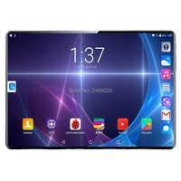 2020 android 9.0 mais novo google play store 10 polegada deca núcleo tablet 10.1 8 gb ram 128 gb rom câmeras duplas tablet 10 frete grátis