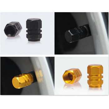 2020 heat Universal Car Motorcycle Wheel Tire Valve Caps for vw polo a4 b8 nissan audi a4 b8 citroen c3 bmw x6 e71 audi q5 image