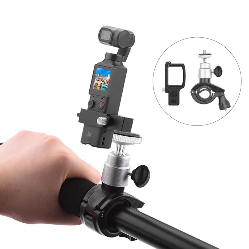 Extension Module For FIMI PALM Gimbal Camera Car Bike Bicycle Holder Mount Phone Holder For Fimi Palm Accessories