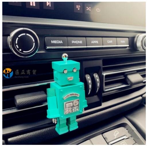 car Aromatherapy car air outlet ornament