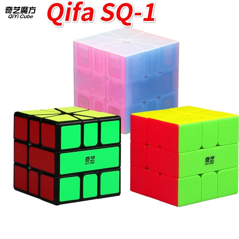 Qiyi Qifa SQ-1 Magic Cube Puzzle Square-1 Speed Cube SQ1 XMD Mofangge Twisty Learning Educational Kids Toy Magic Cube