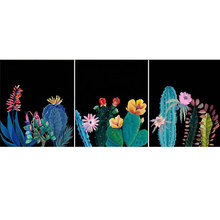 Diamond Embroidery Decoration DIY Mural Full for Cactus Crafts Special New