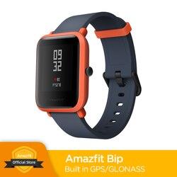 Costruito nel GPS Huami Amazfit Bip Astuto Della Vigilanza Multi Lingua Smartwatch Orologi 45 Giorni Batteria per il Telefono Xiaomi MI8 IOS