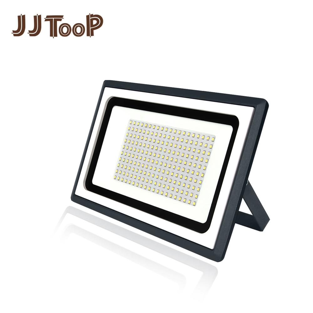 LED Flood Light Outdoor Spotlight Floodlight 10W 20W 30W 50W 100W Waterproof Garden Wall Washer Lamp Reflector IP65 AC 220V 110V